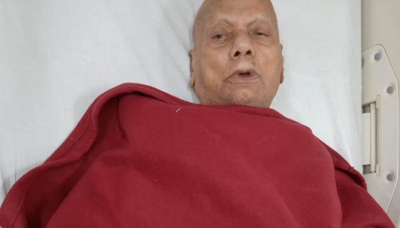 Nonagenarian beats Covid at SUM Covid Hospital