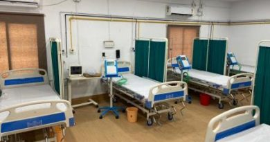 Tata Steel BSL Covid hospital