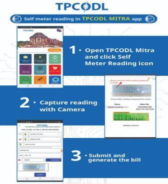 Self-Meter Reading App