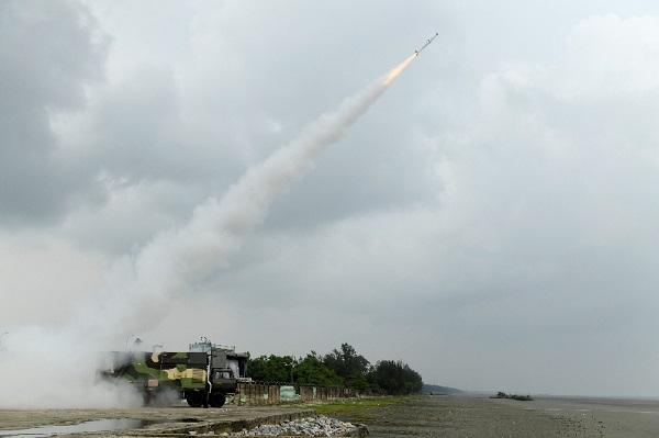 new generation Akash missile