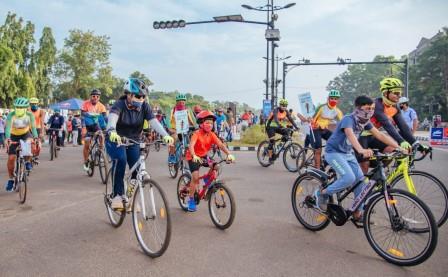 Bhubaneswar Smart City wins Cycles4Change Challenge Award