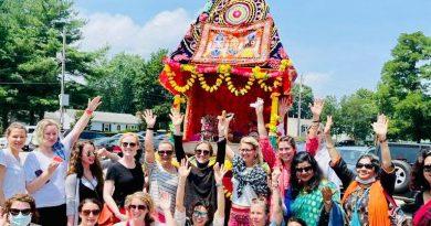 Car festival organised in Rhodes Island of USA
