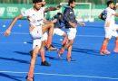 Indian Men's Hockey Team at Tokyo Olympics