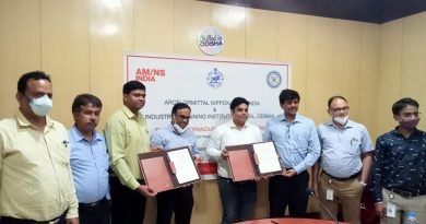 AM/NS India signs MoU with ITI in Keonjhar