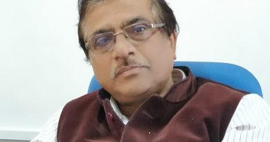 S.K. Palita assumes charge of CUO Vice-Chancellor
