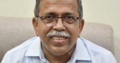 Santosh Kumar Tripathy as Vice-Chancellor of FM University