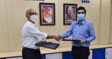 Tata Steel Mining, Jindal Stainless sign MoU