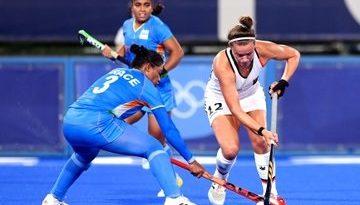 Indian Women's Hockey Team at Olympics