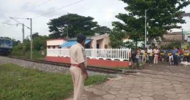 Ganjam train accident
