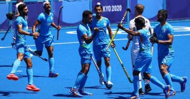 Indian men's hockey win bronze