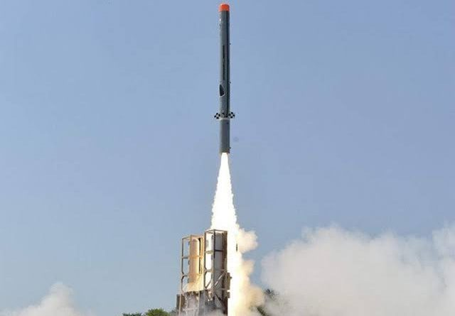 India conducts test of Indigenous Technology Cruise Missile