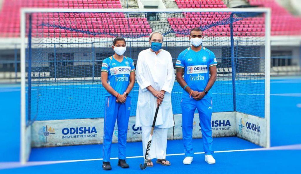 Odisha govt to sponsor Indian hockey teams
