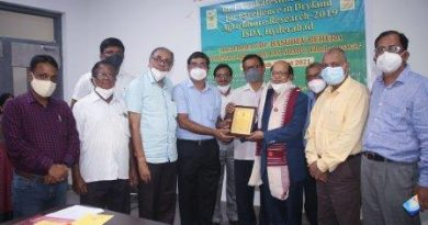 Dr. J. Venkateswarulu award