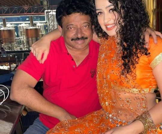 Ram Gopal Verma wants to be Apsara Rani's god for a night!
