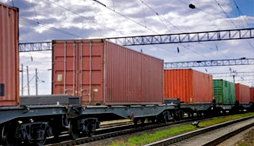 Freight loading by ECoR in fiscal