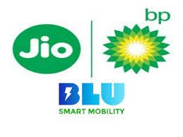 Jio-bp partners with BluSmart