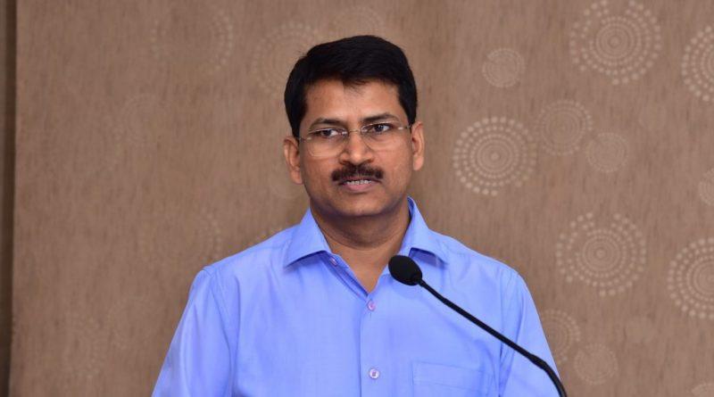 Pramod Meherda on central deputation