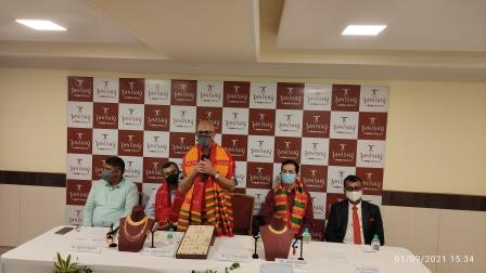 Tanishq opens new store in Puri