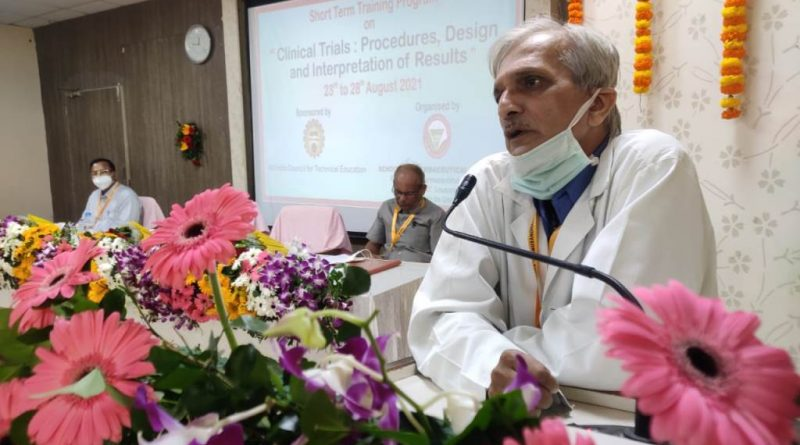 SOA conducts AICTE-sponsored STTP on clinical trials