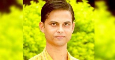 OTV journalist Arindam Das dies on duty while covering elephant rescue operation in Odisha