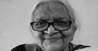 Former Samaja editor Manorama Mohapatra