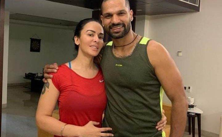 Shikhar Dhawan and Aesha Mukerji divorce