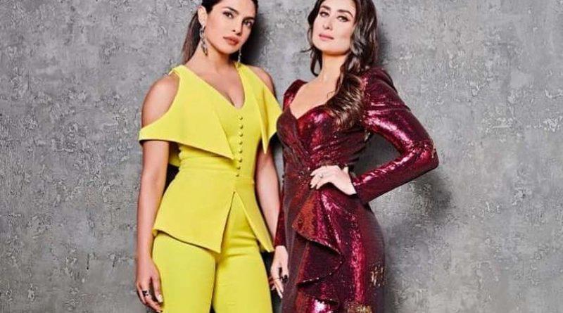 Kareena Kapoor made fun of Priyanka Chopra