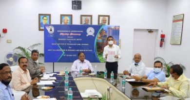 MCL signs MoU with IIT (ISM), Dhanbad