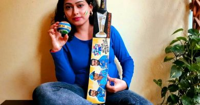 T20 World Cup, India vs Pakistan: Odia artist Priyanka Sahani's special art to cheer up 'Men in Blue'