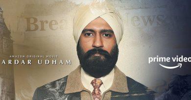 Sardar Udham leaked online for download